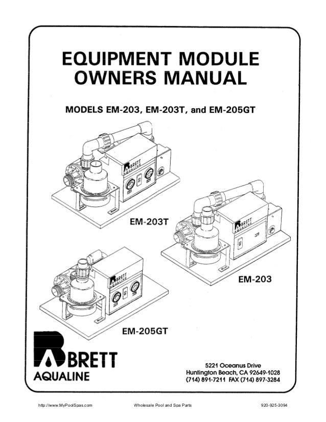 Em 203 Wiring Diagram
