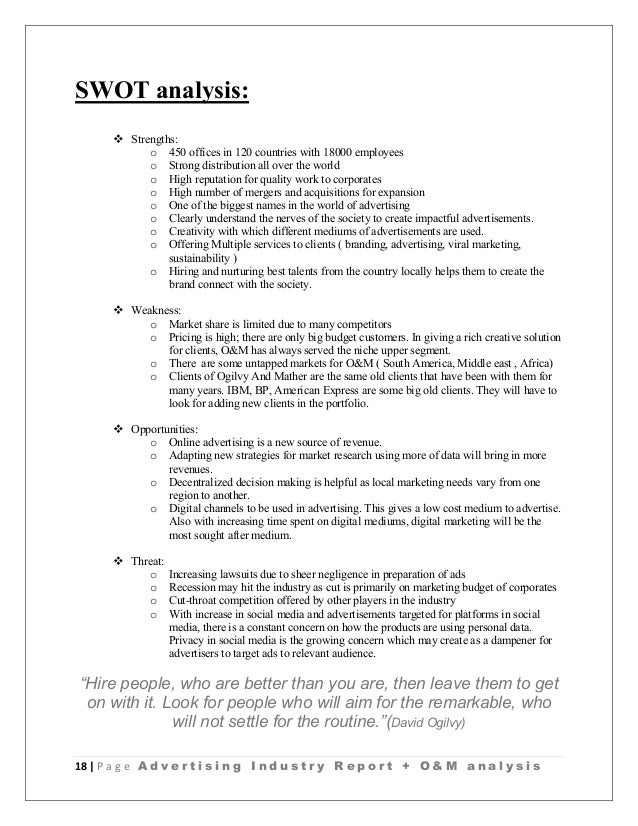 Essay On Discipline In School David Ogilvy  School Violence Essay also Good Persuasive Essay Advertising Industry Analysis  Ogilvy And Mather Report Family Tree Essay