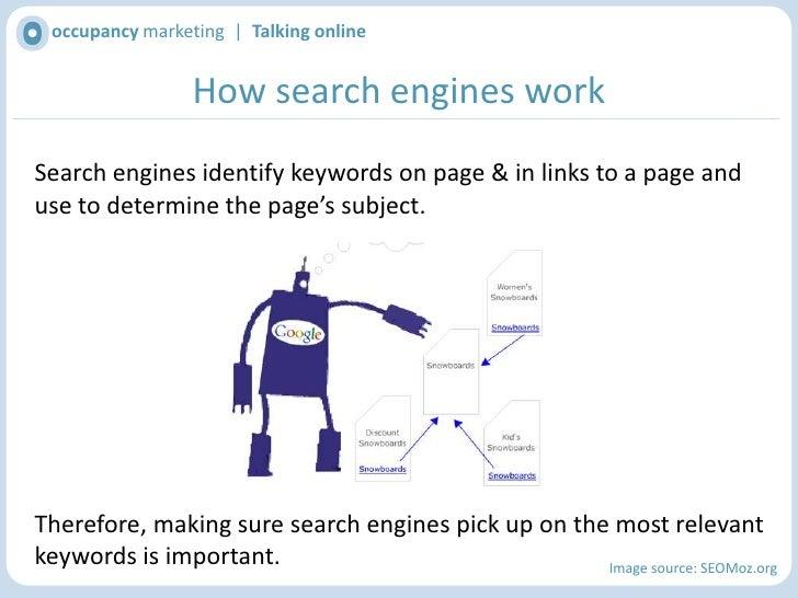 Search Engine Optimisation<br />