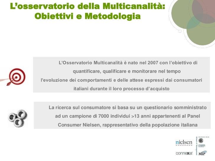 """""""Il consumatore multicanale sfida la crisi?"""" Christian Centonze, Nielsen Slide 2"""