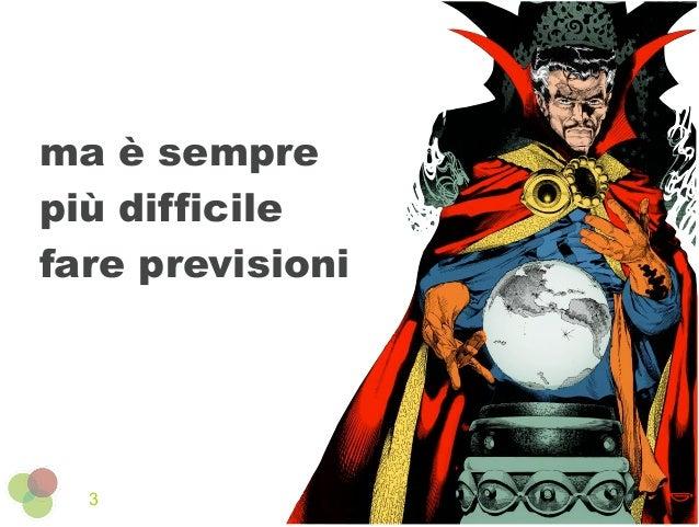 """""""Macro trend digitali: quale priorità nell'agenda del marketer multicanale?"""" - Giovanni Pola, Connexia Slide 3"""