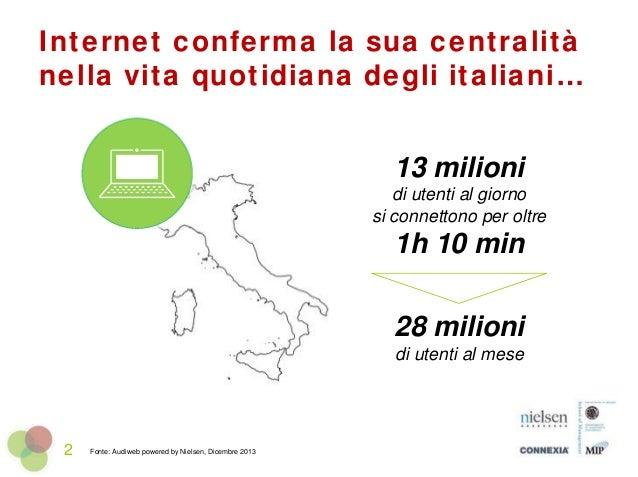 """""""Anche Internet non è più quello di una volta"""" Lorenzo Facchinotti, Nielsen Slide 2"""