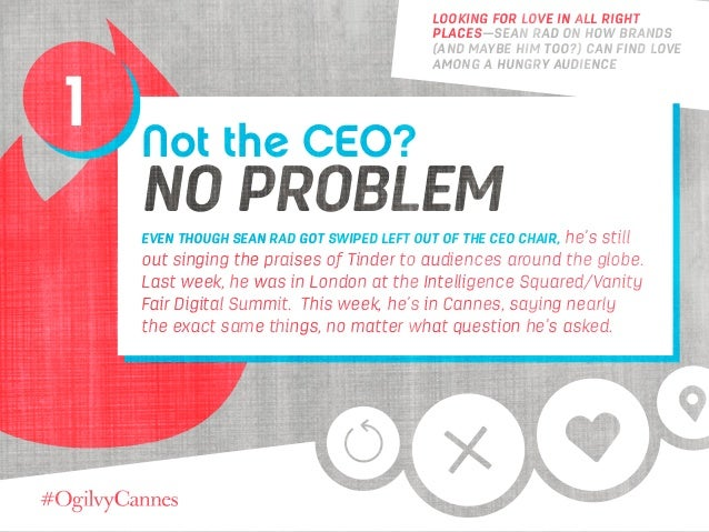 Looking for Love in All the Right Places #OgilvyCannes #CannesLions Slide 2