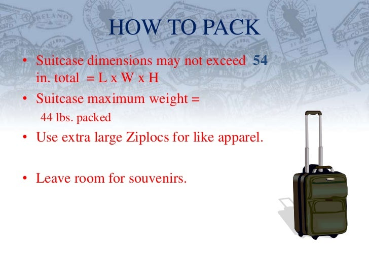 Extra Large Suitcase Dimensions | Luggage And Suitcases