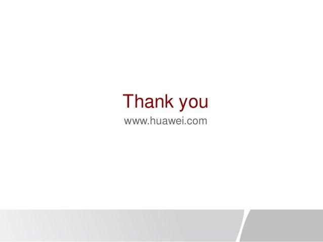 Thank you www.huawei.com