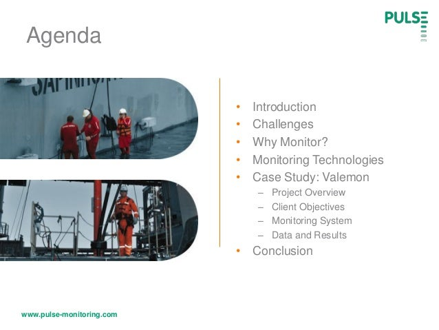 OMAE  Real Time Monitoring to Extend Operating Life of Offshore Platforms Slide 2