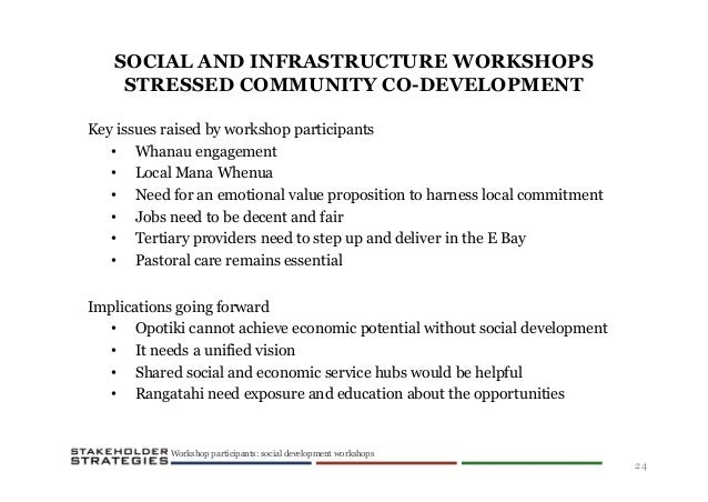 Omaio Governance And Leadership Development Program