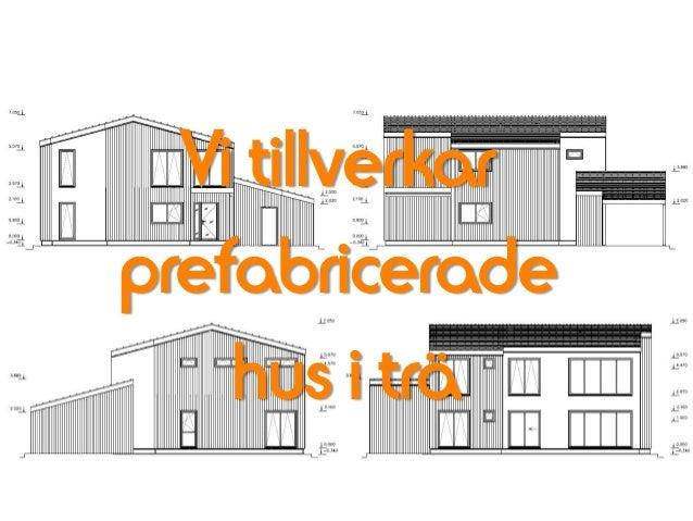 prefabricerade hus priser