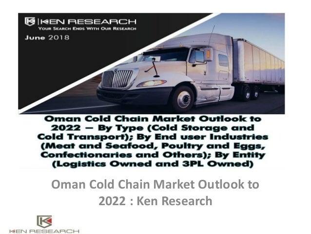 Oman Cold Chain, Cold Storage, Cold Transport Market, Temperature Con…