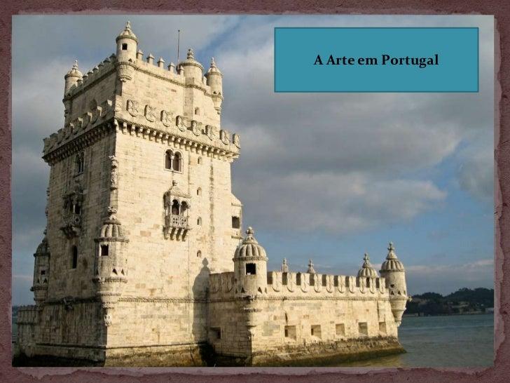 A Arte em Portugal