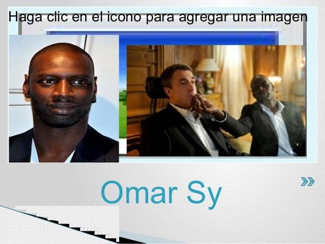 Haga clic en el icono para agregar una imagenOmar Sy