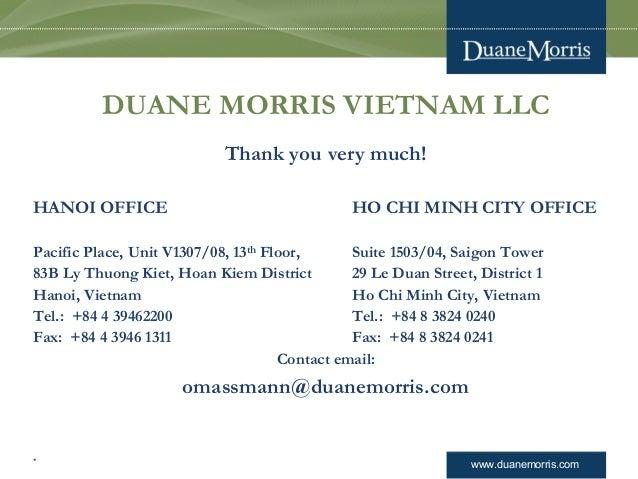 Lawyer in Vietnam Oliver Massmann Flat World Opportunities for Vietna…