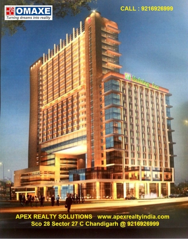Omaxe Service Suits Mullanpur | Commercial Project in Mullanpur | Omaxe New Chandigarh Projects | Omaxe Holiday Inn Five S...