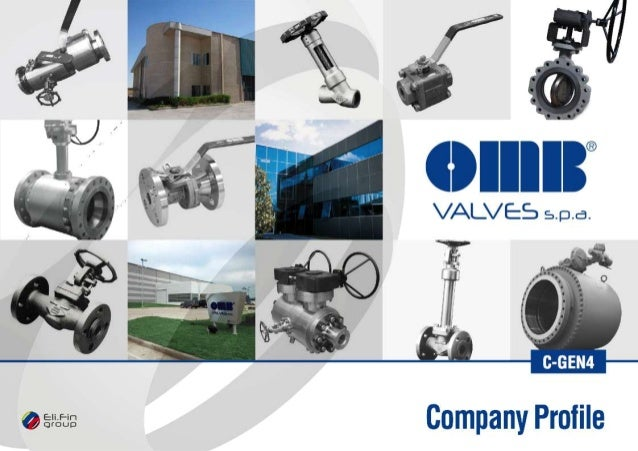 OMB Valves USA Product Line Overview