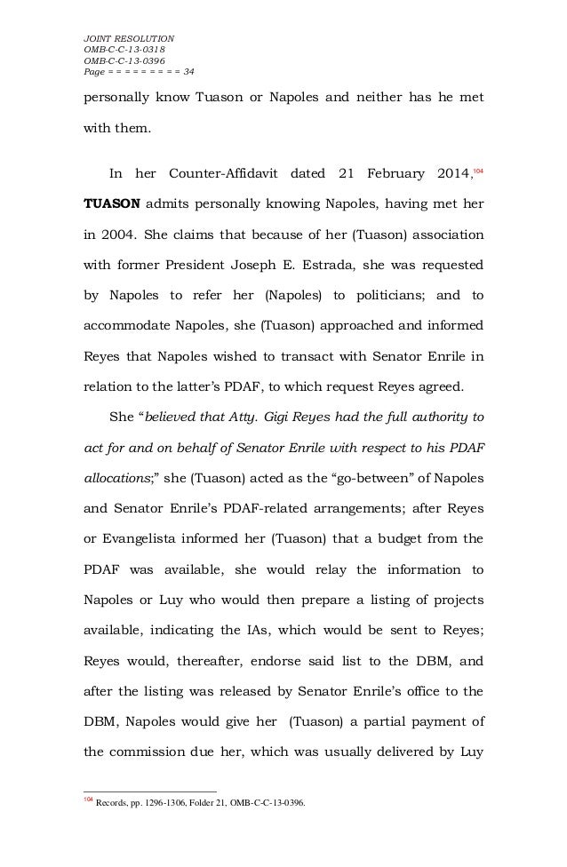 ombudsman indictment of senator enrile  34