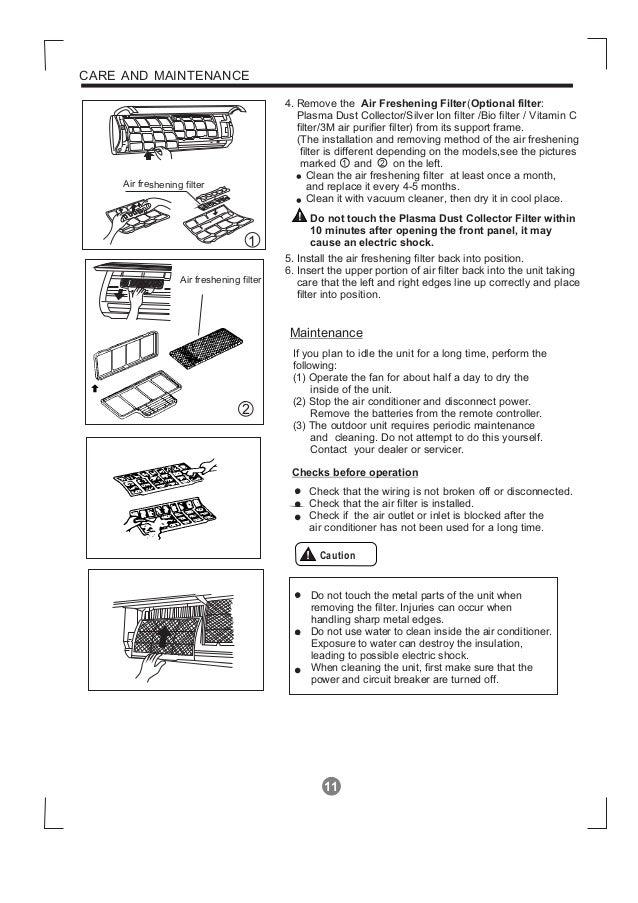 Carrier Split Room Air Conditioner