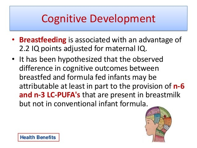 • Sufficient dietary intake is also important to ensure adequate intake in infants. Supplementation with preformed LC-PUFA...