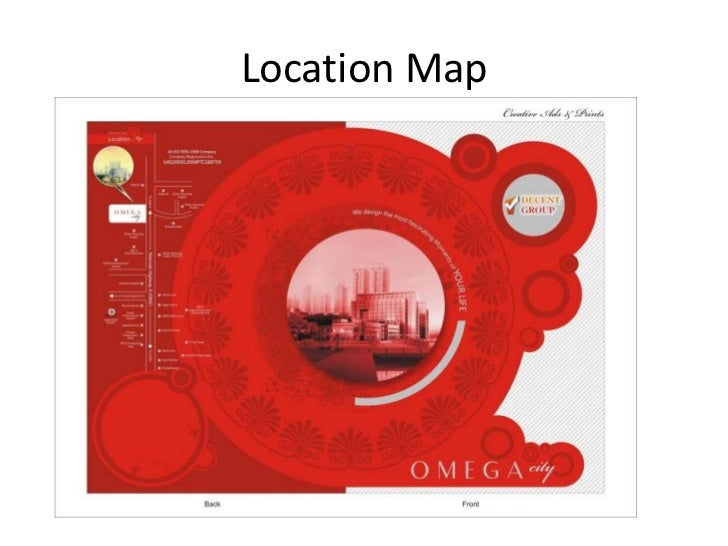 Omega City Plots on NH8 Slide 3