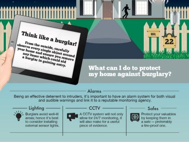 Quick Ways On Keeping A Burglar-Proof Home Slide 3