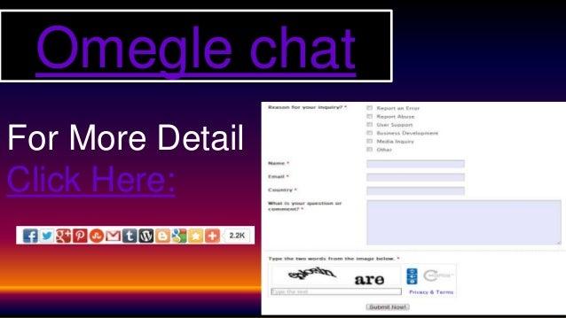 Omegle chat na srpskom jeziku