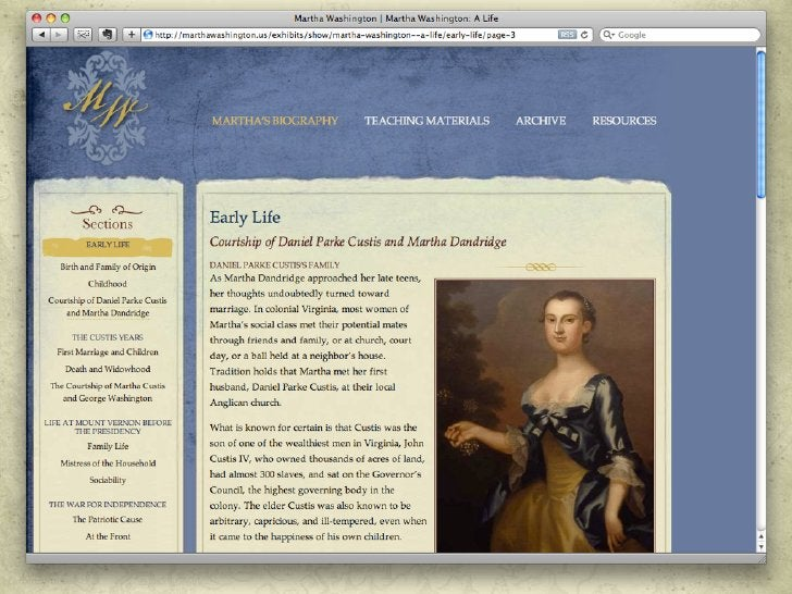 Sharing Virginia history online with Omeka