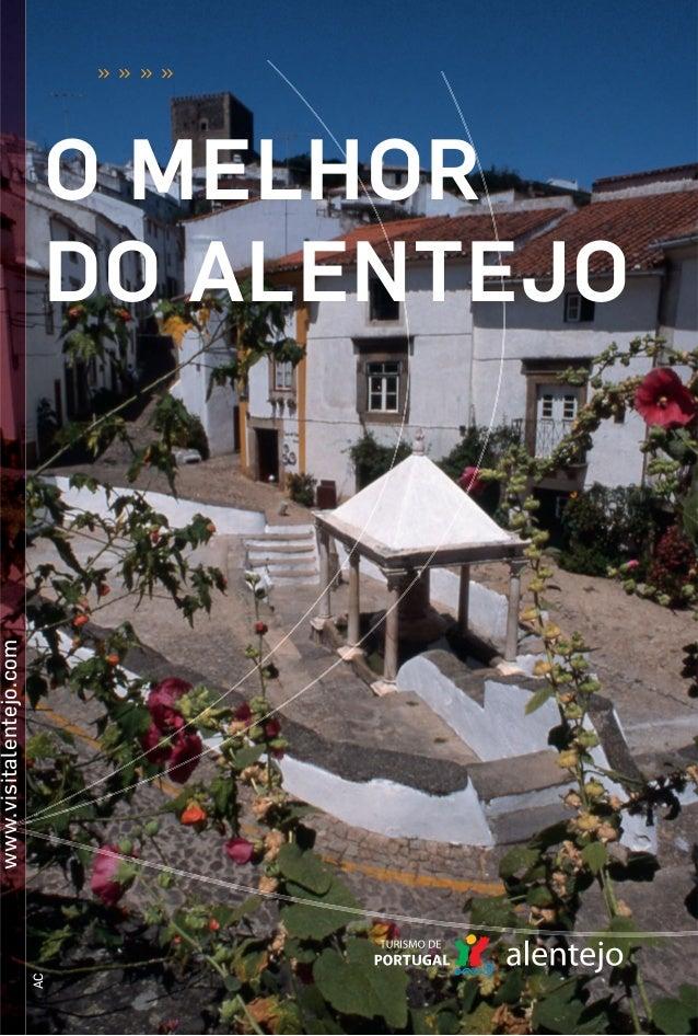 » » » » O MELHOR DO ALENTEJO www.visitalentejo.com AC