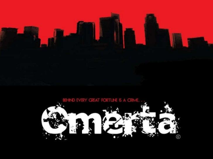 Omerta Presentation  G:Omerta Board Gameomerta-box.jpg