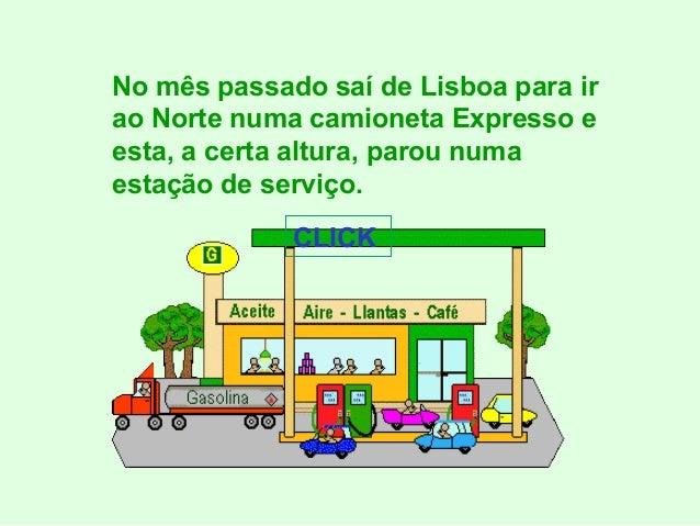 No mês passado saí de Lisboa para ir ao Norte numa camioneta Expresso e esta, a certa altura, parou numa estação de serviç...