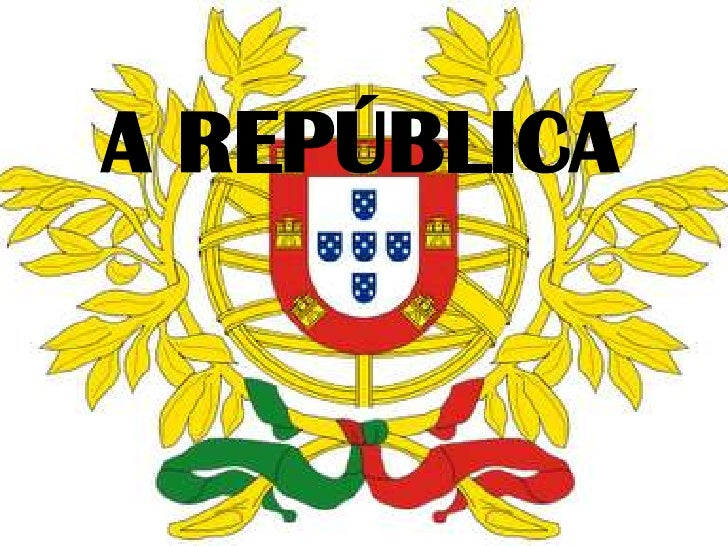A REPÚBLICA<br />