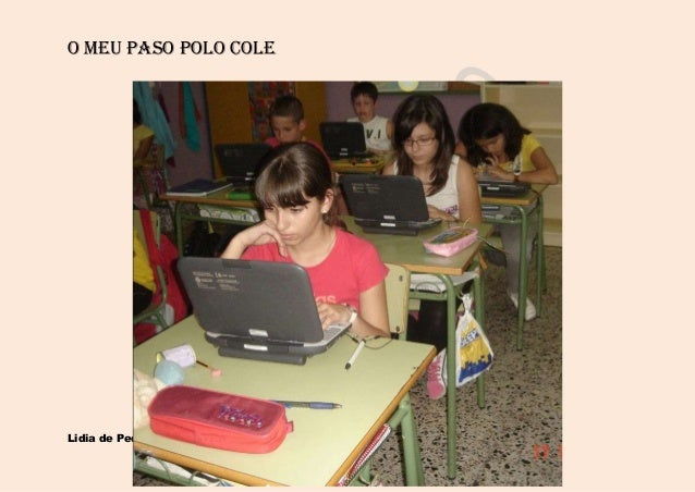 O MEU PASO POLO COLELidia de Pedro López