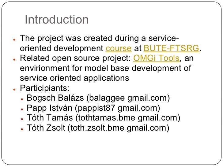 OMGi application store Slide 2
