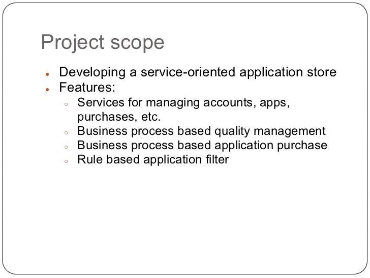 OMGi application store Slide 3
