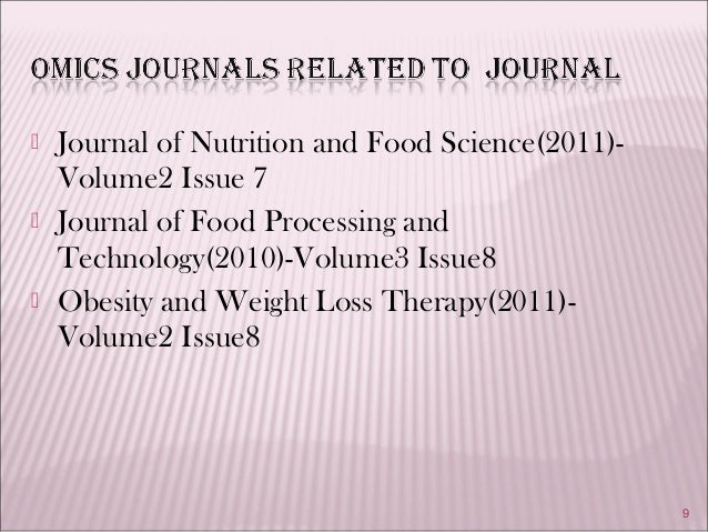 journal  nutritional disorders therapy