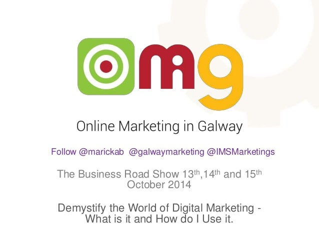 local enterprise office galway the business roadshow with online ma