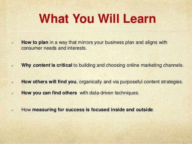 Online Marketing Institute (OMI) SMB Marketing Essentials Slide 2