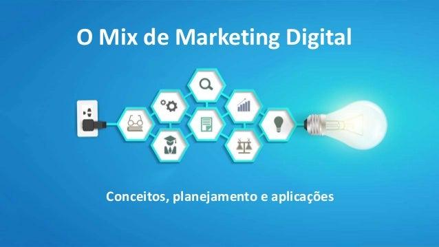 O Mix de Marketing Digital  Conceitos, planejamento e aplicações