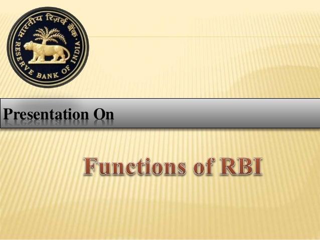Monetary  Functions  Non-Monetary  functions