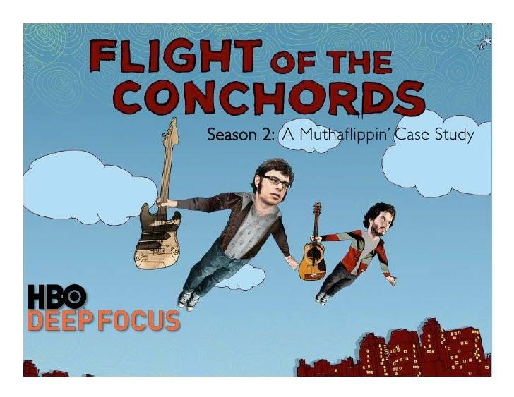 Season 2: A Muthaflippin' Case Study!