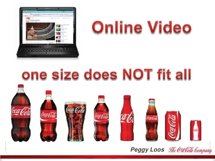 Online Video<br />one size does NOT fit all<br />Peggy Loos<br />