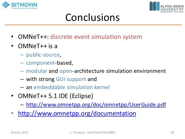 An Introduction to OMNeT++ 5 1