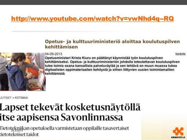 http://www.youtube.com/watch?v=vwNhd4q--RQ  25.9.2014