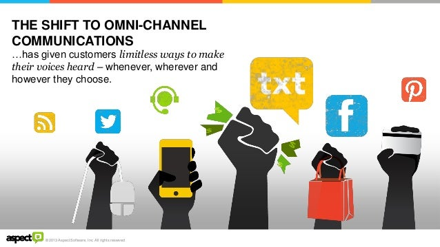 Answers to deliver outstanding customer experience with the Omni-Chan…