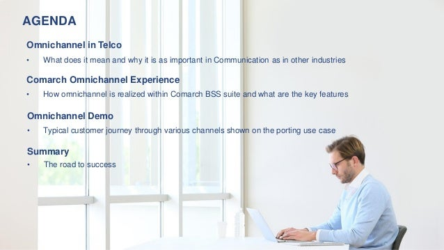 Omnichannel experience and typical customer journeys Slide 2