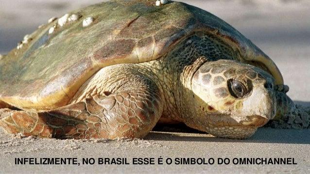 INFELIZMENTE, NO BRASIL ESSE É O SIMBOLO DO OMNICHANNEL