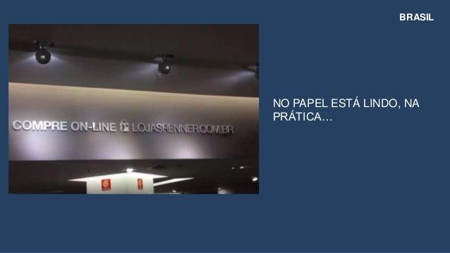 BRASIL NO PAPEL ESTÁ LINDO, NA PRÁTICA…