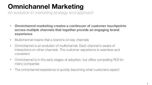 omnichannel marketing