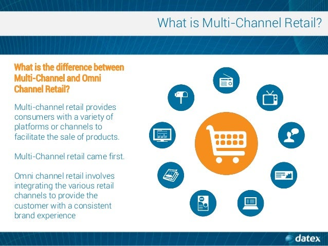 Omni Channel Vs Multi Channel Retail