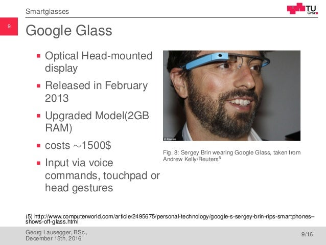 950c6c625159 Google Glass app for colorblind individuals and people with impaired …