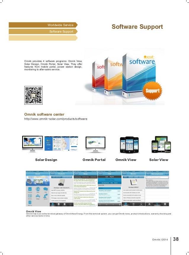 Omnik Solar Inverter Manufacturer Catalog