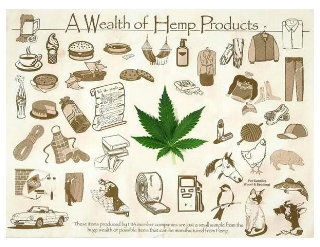 Hemp is a trillion dollar crop!!